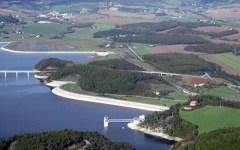 Mugello, lago di Bilancino: si cerca un uomo di 43 anni, scomparso da Monsummano