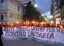 Manifestazione antimafia