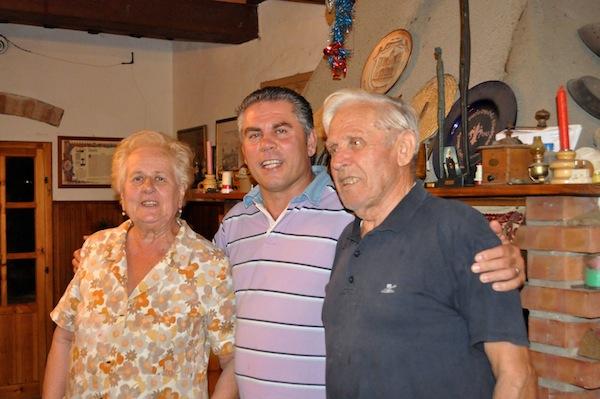 Ermira, Fabio e Fiorenzo Ulivelli