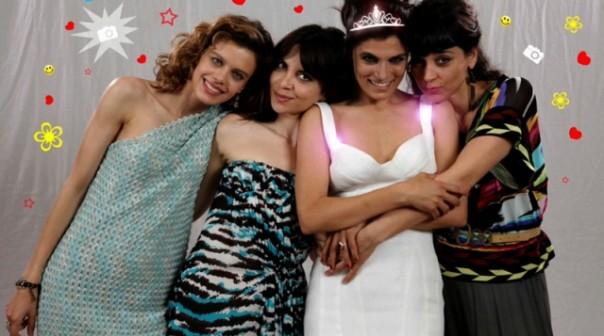 Il Premio Stella al cast femminile del corto «Meglio se stai zitta»