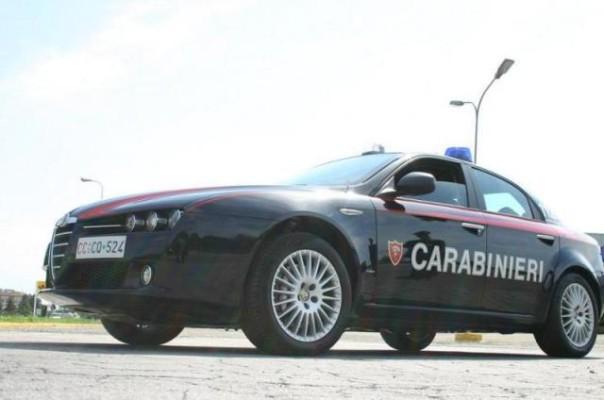 I Carabinieri hanno arrestato l'ex guardia giurata per tentato omicidio