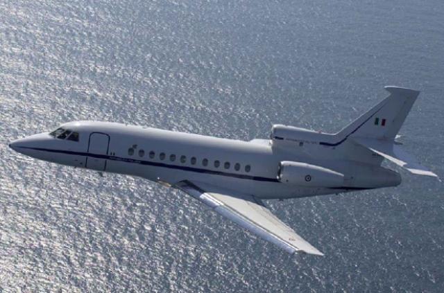 Falcon 900 dell'Aeronautica militare