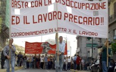 Disoccupazione giovanile stratosferica: nuovo record (43,9%). Il governo non riesce a far niente