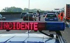 Incidente in A1, lunghe code tra Firenze Sud e Incisa