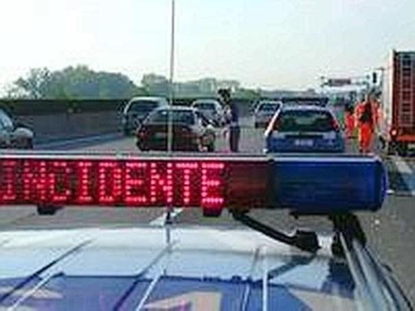 Incidente in A1 tra Valdarno ed Arezzo con lunghe code