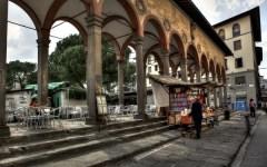 Firenze, il mercato di piazza dei Ciompi trasferito in largo Annigoni
