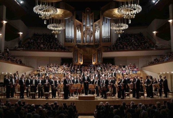 L'orchestra del Maggio Musicale
