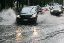 Maltempo in Toscana, acquazzoni e raffiche di vento