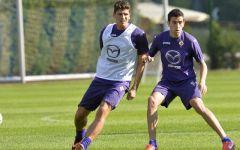 Fiorentina, Mario Gomez carico: «Voglio la qualificazione in Champions. Rossi e io faremo faville!»