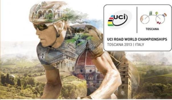 I Mondiali di ciclismo in Toscana dal 22 al 29 settembre 2013