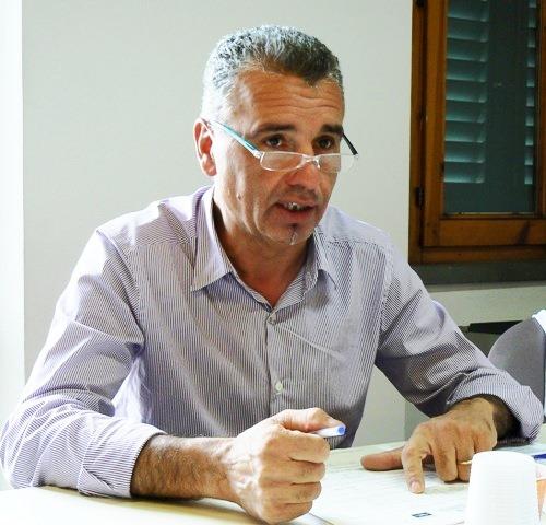 Giovanni Occhipinti, sindaco di Castelfiorentino