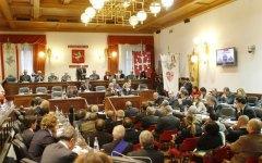Debiti della pubblica amministrazione, seduta straordinaria del Consiglio regionale
