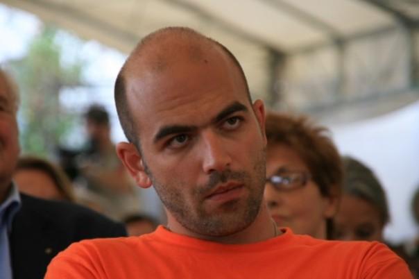 Roberto Saviano al Cortona mix Festival
