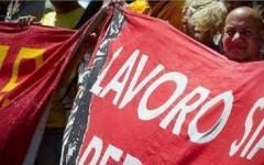 Crisi, ad agosto +45,32% di cassa integrazione in Toscana