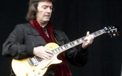 Forte dei Marmi: Steve Hackett in concerto. Attesa per il chitarrista dei Genesis