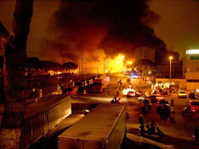 La sera della strage di Viareggio, era il 29 giugno 2009