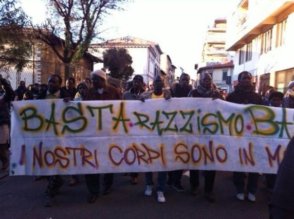 La Toscana contro il razzismo
