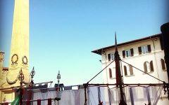 Firenze celebra i 69 anni della Liberazione. Renzi: «Cari compagni...»