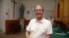 Don Antonio Tigli parroco di San Giovanni Bosco a Viareggio