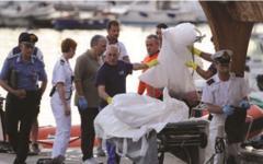 Carrara: incidente in mare, 4 feriti