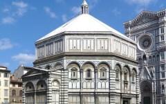 Firenze, Battistero: il restauro fa tornare i colori originali