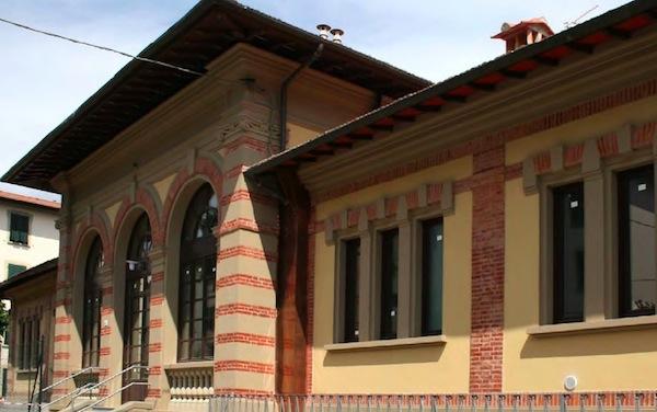 L'edificio restaurato in via Bronzino da Casa spa