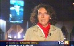 Il Cairo, paura rientrata per Gabriella Simoni
