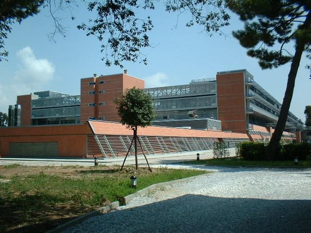 L'ospedale unico della Versilia