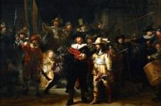 Rembrandt - Ronda di notte