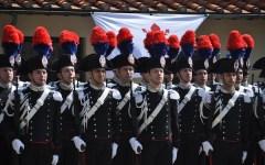 Carabinieri, via il corso per 490 nuovi marescialli