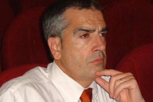 Il sindaco di Siena Bruno Valentini