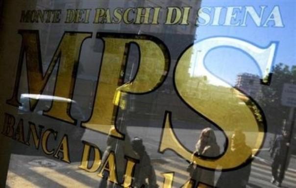 Mps, scoppia la polemica politica tra Pd e Pdl