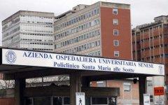 Siena: grave infezione polmonare, salvato in extremis alle Scotte