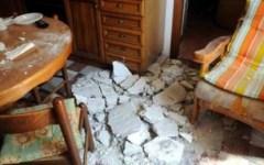 Terremoto Lunigiana, 1.151 abitazioni inagibili