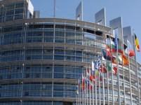Il palazzo dell'Unione europea a Bruxelles