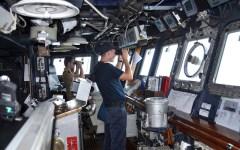 Con Nave Zeffiro verso la Somalia sulla rotta dei pirati