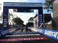 Solo quarto Vincenzo Nibali nell'ultima gara del Mondiale