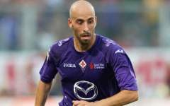 Fiorentina, Borja Valero: «A Milano per vincere»