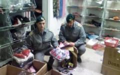 Contraffazione, la Guardia di Finanza sequestra 4.000 pezzi di false griffe
