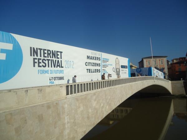 Ad ottobre l'Internet Festival a Pisa