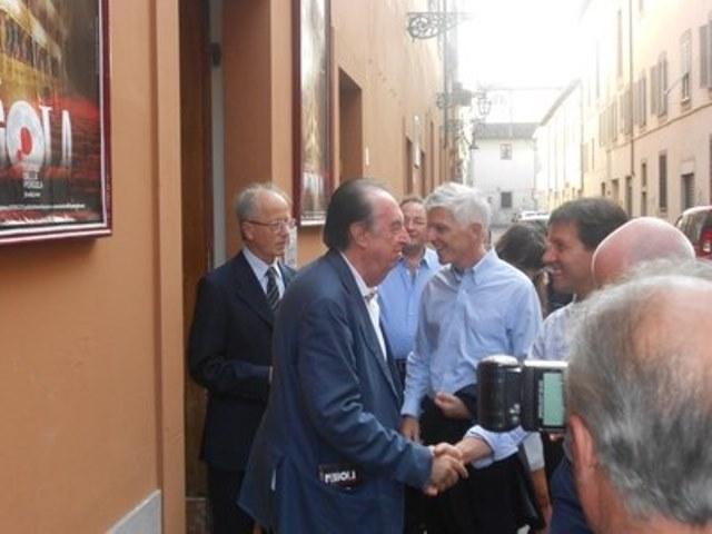 Il ministro dei Beni culturali Massimo Bray