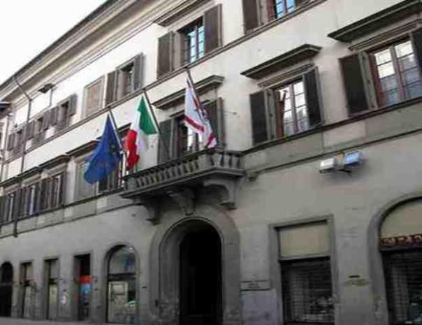 La sede del Consiglio regionale della Toscana