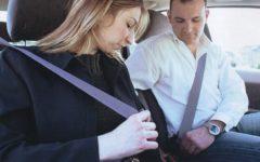 La sicurezza stradale passa dalle cinture allacciate