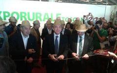 Agricoltura, inaugurato a Firenze Expo Rurale 2013