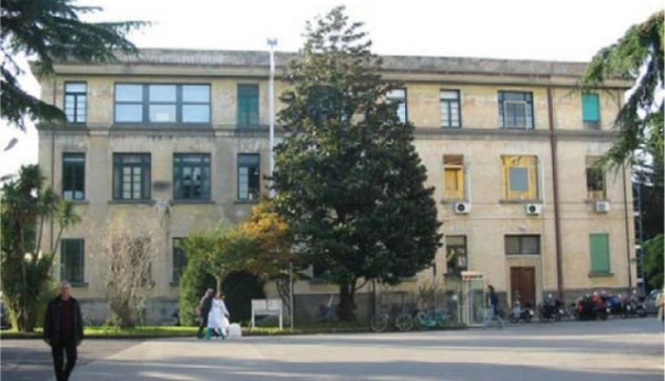 L'ospedale Santa Chiara di Pisa
