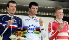 Mondiali ciclismo, oro all'australiano Howson nella crono under 23