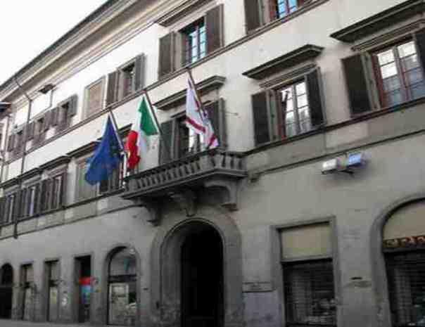 Palazzo Panciatichi, sede del Consiglio regionale della Toscana