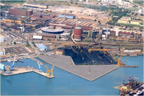 Porto di Piombino pronto per l'ampliamento