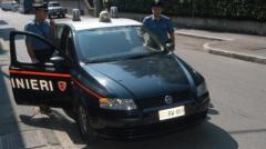 Romeno arrestato dai carabinieri di Scandicci