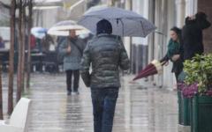 Sono arrivate piogge e la stagione autunnale